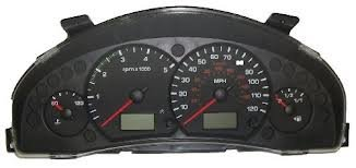 Ford Transit Instrument Cluster Repair (2003-2006)
