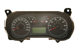 Fiat Punto 2nd Veglia Borletti Instrument Cluster Repair (1999-2003)