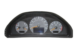 Mercedes Benz W210, W202, W208, E C and CLK Instrument Cluster Repair (1995-2003)