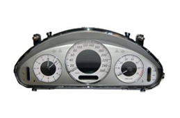 Mercedes Benz W211, W209, E Class and CLK Instrument Cluster Repair (2002-2008)