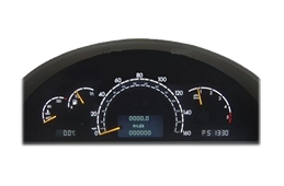 Mercedes Benz W215, W220 and S Class Instrument Cluster Repair (1999-2006)