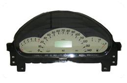 Mercedes Benz W168 A Class Instrument Cluster Repair (1997-2004)